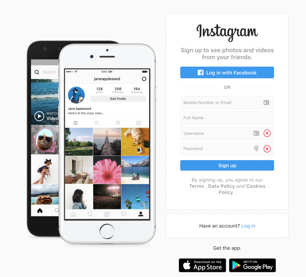 Why start a blog on Instagram?